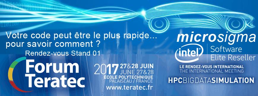 Forum Teratec 2017