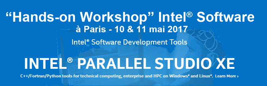 Intel Software Tools Hands-On Workshop