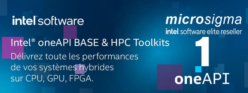 Intel oneAPI 2021 micro sigma