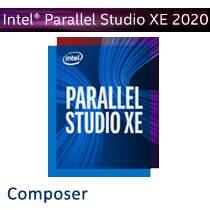 Intel Parallel Studio XE 2020 Fortran Composer Edition