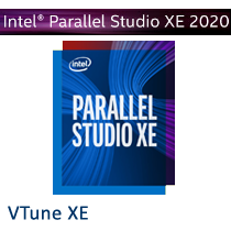 Intel VTune Amplifier XE 2020
