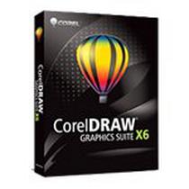 CorelDRAW Graphics Suite X6 MàJ