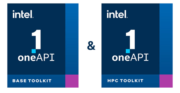 Intel oneAPI BASE &  HPC Toolkit