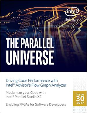 Intel Software Parallel Universe N° 30